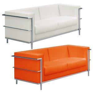 ソファ 2人掛け 落ち着いたデザインで高級感溢れる ソファー【 開梱設置無料 】|stepone09