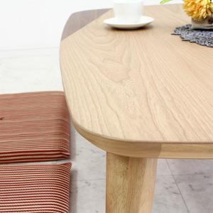 ローテーブル 折れ脚 センターテーブル 幅120cm 和 和風|stepone09|03