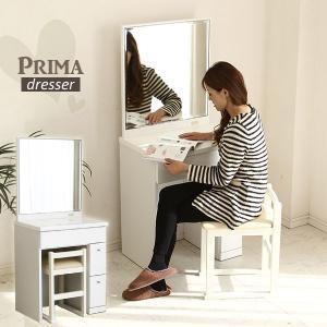 ドレッサーデスク 幅60cm 北欧 モダン 鏡台 一面鏡 椅子付きドレッサー 化粧台 カフェ 机|stepone11