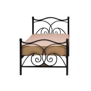 お姫様 ベッド シングルベッド フレームのみ スチール パイプ サリーII SALE セール stepone11 04