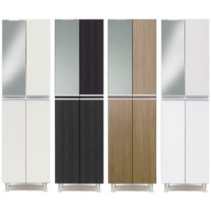 下駄箱 シューズボックス 収納 スリム 完成品 幅50cm ニトリ IKEA 無印好きに人気|stepone2008