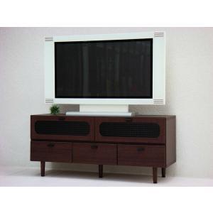 テレビ台 テレビボード TVボード ローボード 幅120cm...