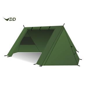 【在庫一掃セール】DD  Aフレーム テント パップテント  DD Hammocks tarp タープ ハンモック DD SuperLight A-Frame Tent steposwc