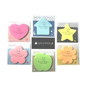 メーカー・ブランド:コノハナサクヤ.jp  セット内容:付箋6種類それぞれ1つずつ→合計6つ(※一つ...