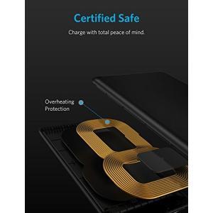 メーカー・ブランド:Anker   Charge Fast, Live More:Qi認証の取得に加...