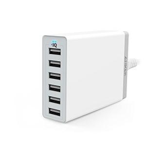 メーカー・ブランド:Anker  色:ホワイト   独自技術PowerIQテクノロジー:接続された機...