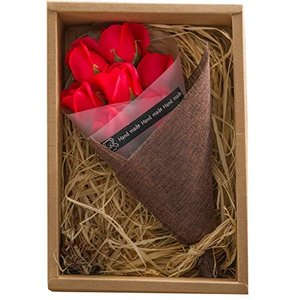 KIZAWA  枯れない花 ソープ フラワー 大切な人 へ 感謝 の 気持ち を 伝える 花束 ( 母の日 ・ バレンタイン ・ ホワイトデー ・ 入学 ・ 卒業 ・ 誕生|steppers