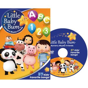 Little Baby Bum 37 Kids' Favorite Songs|steppers