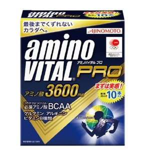 アミノバイタル (aminovital) 「アミノバイタル」プロ  (4.5g小袋×10本入り)(1...