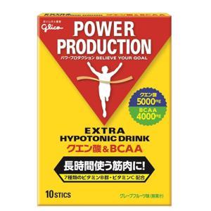(POWER PRODUCTION) クエン酸&BCAA HYPOTONIC DRINK グリコ パ...