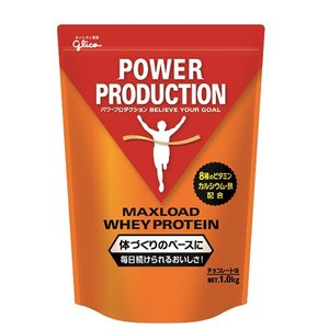 (送料無料)グリコ パワープロダクション (POWER PRODUCTION)MAXLOAD ホエイ...