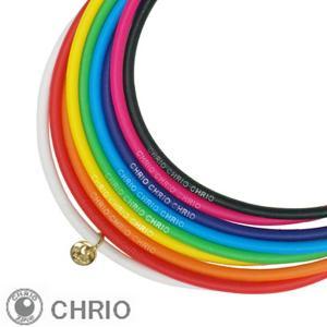 (CHRIO)クリオ アルファリング ネックレス CHRIO Alpha Ring Necklace (9色)スポーツネックレス