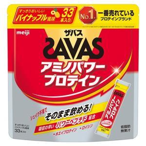 (ザバス)SAVAS アミノパワープロテイン パイナップル風...