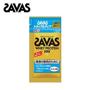 ☆【SAVAS】ザバス ホエイプロテイン100 ヨーグルト トライアルタイプ【CZ7392】お試し