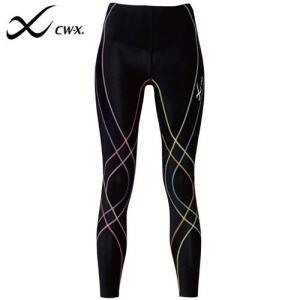 【CW-X】ジェネレーターモデル ロング スポーツタイツ【HZY339】レディース