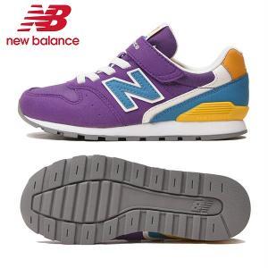 (ニューバランス)new balance KV996 TVY (PURPLE) キッズシューズ 子供 靴 NB 18FW