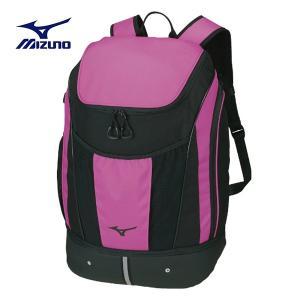 【mizuno】ミズノ バックパック(35L)【n3jd800064】スポーツバッグ リュック