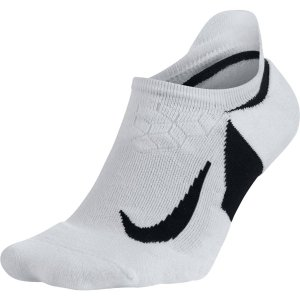 54%オフ!セール!(ナイキ)NIKE(エリートランニング クッション ノーショウソックス)sx5462-100 靴下