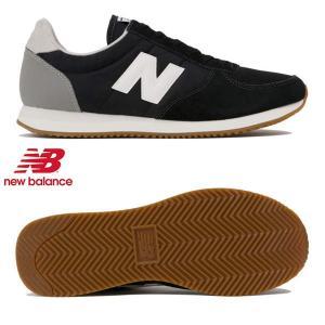 【ニューバランス】new balance U220 HB BLACK スニーカー シューズ 靴 メンズ レディース nbl 19FW u220-hb BLACK