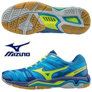 (ミズノ)mizuno WAVE STEALTH 4(ウェーブ ステルス 4)X1GA160045 ハンドボール メンズ 16AW