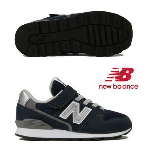 【ニューバランス】new balance YV996 CNV(NAVY) キッズシューズ スニーカー 子供靴 YV996-NVY 19FW nbk