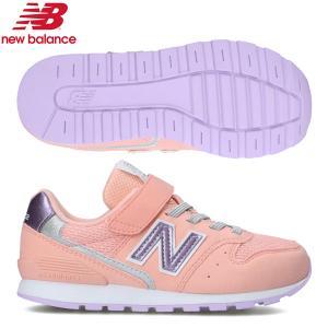 ニューバランス キッズシューズ YV996 UPN ピンク new balance YV996-UP...