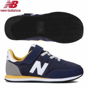 ニューバランス キッズシューズ YZ720 NV2 ネイビー new balance YZ720-N...