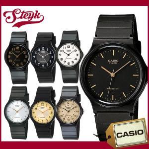 CASIO カシオ 腕時計 スタンダード アナログ メンズ MQ-24 【メール便対応可】|steyk