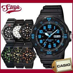 CASIO カシオ 腕時計 アナログ メンズ MRW-200H 【メール便対応可】|steyk