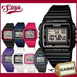 CASIO カシオ 腕時計 デジタル W-215H メンズ【メール便対応可】|steyk