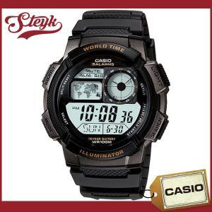 【あすつく対応】CASIO カシオ 腕時計 デジタル メンズ AE-1000W-1A|steyk
