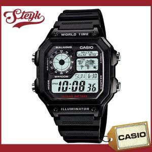 CASIO カシオ 腕時計 デジタル AE-1200WH-1A