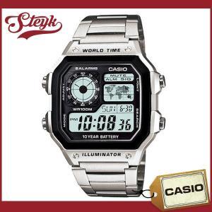 【あすつく対応】CASIO カシオ 腕時計 デジタル AE-1200WHD-1|steyk