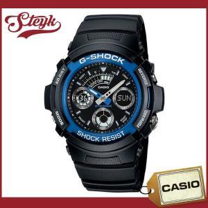 CASIO カシオ 腕時計 G-SHOCK Gショック アナデジ メンズ AW-591-2