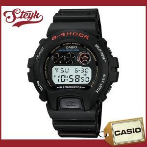 【あすつく対応】CASIO カシオ 腕時計 G-SHOCK Gショック デジタル DW-6900-1|steyk