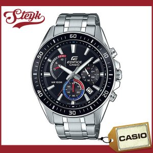 CASIOカシオ 腕時計 EDIFICE エディフェイス クロノグラフ EFR-552D-1A3 ア...