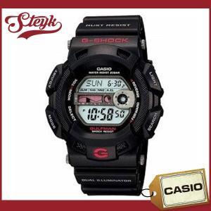 CASIO カシオ 腕時計 G-SHOCK ジーショック デジタル G-9100-1 メンズ