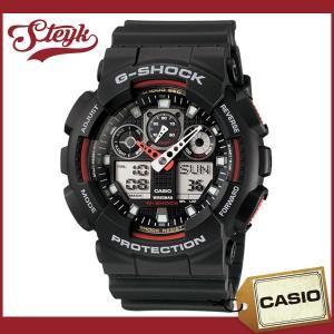 CASIO カシオ 腕時計 G-SHOCK Gショック アナデジ GA-100-1A4
