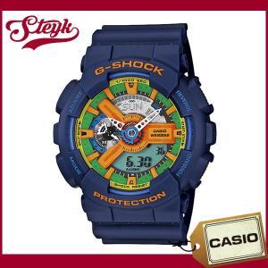 CASIO カシオ 腕時計 G-SHOCK Gショック アナデジ GA-110FC-2
