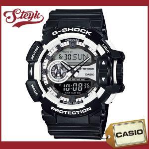 CASIO カシオ 腕時計 G-SHOCK Gショック アナデジ メンズ GA-400-1