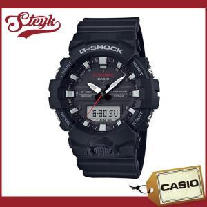 【あすつく対応】CASIO カシオ 腕時計 G-SHOCK ジーショック アナデジ GA-800-1A メンズ|steyk