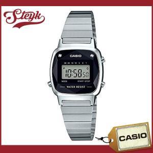 CASIO LA-670WAD-1 カシオ 腕時計 デジタル STANDARD スタンダード レディ...