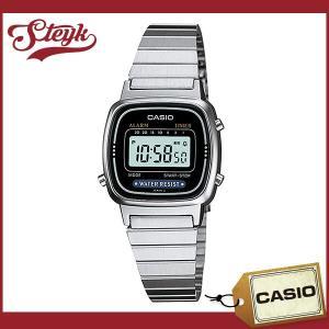 CASIO LA-670WD-1 カシオ 腕時計 デジタル STANDARD スタンダード レディー...