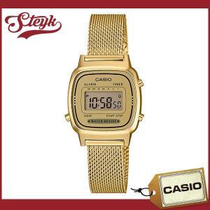 CASIO LA-670WEMY-9 カシオ 腕時計 デジタル STANDARD スタンダード レデ...
