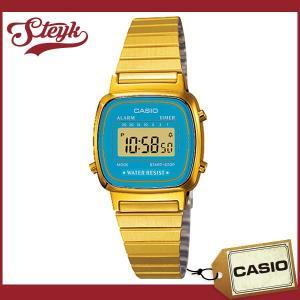 CASIO LA-670WGA-2  カシオ 腕時計 デジタル