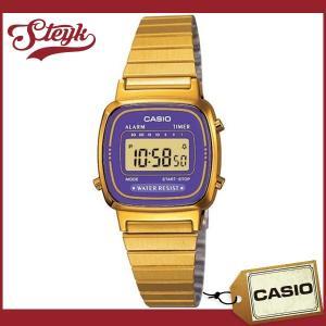 CASIO LA-670WGA-6  カシオ 腕時計 デジタル