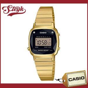 CASIO LA-670WGAD-1 カシオ 腕時計 デジタル STANDARD スタンダード レデ...