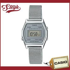 CASIO LA-690WEM-7 カシオ 腕時計 デジタル STANDARD スタンダード レディ...