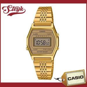 CASIO LA-690WGA-9 カシオ 腕時計 デジタル STANDARD スタンダード レディ...