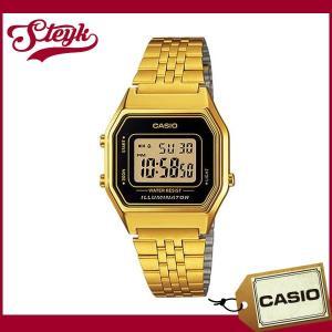 CASIO カシオ 腕時計 チープカシオ デジタル LA680WGA-1 レディース 【メール便選択で送料200円】